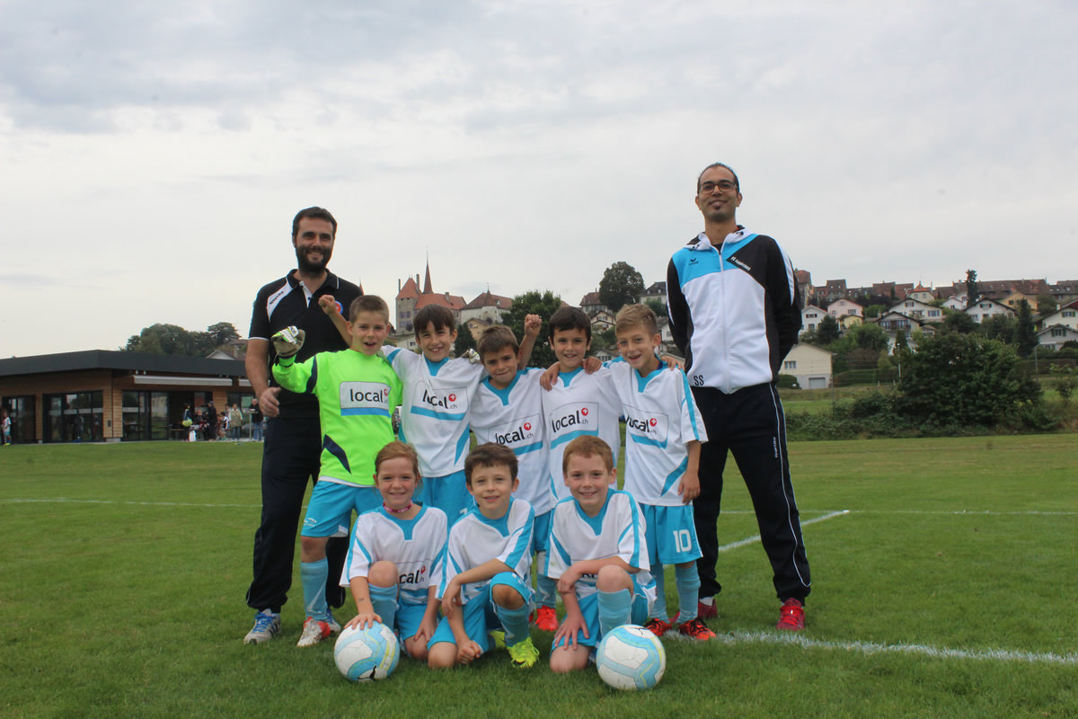 Junior Fa - Saison 2016/27
